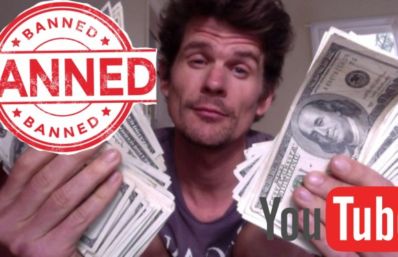 YouTube shuts down Durianrider's Channel