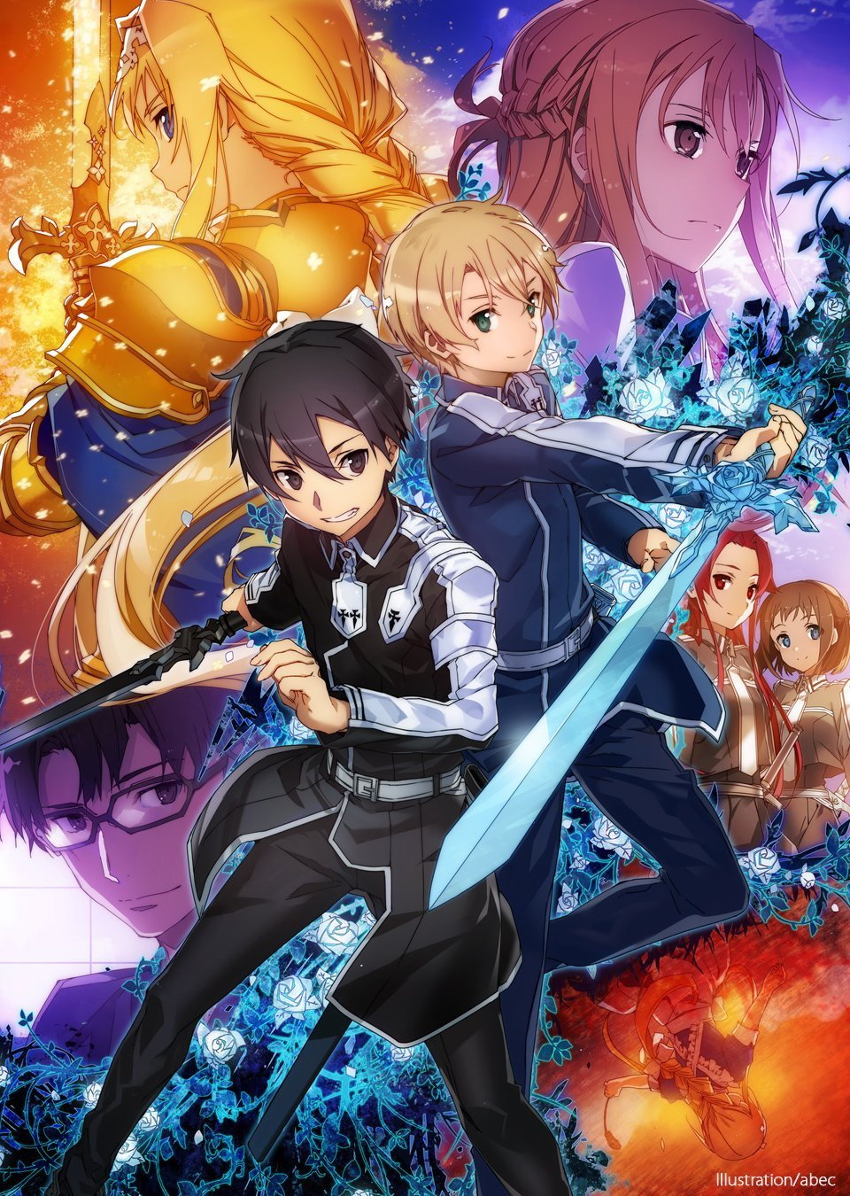 Sword Art Online: Alicization Poster