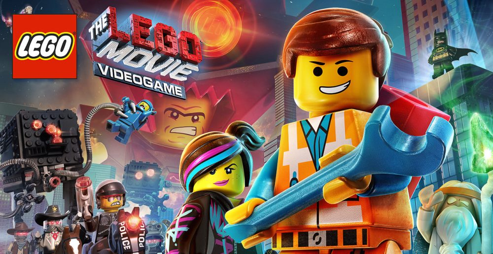The LEGO® Movie - Videogame game giveaway