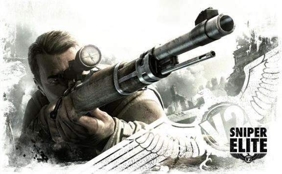 Sniper Elite V2 Game Giveaway