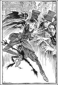 Arthur Rackham Imp Of Perverse