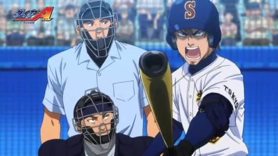 Ace of Diamonds anime third season rumor - player