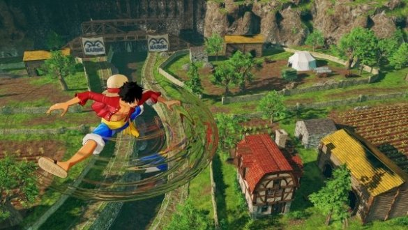 One piece world seeker offers freedom of exploring - Thebiem