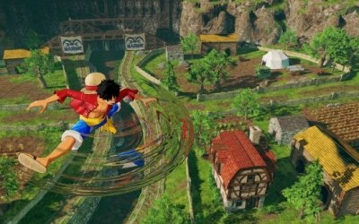 One piece world seeker offers freedom of exploring