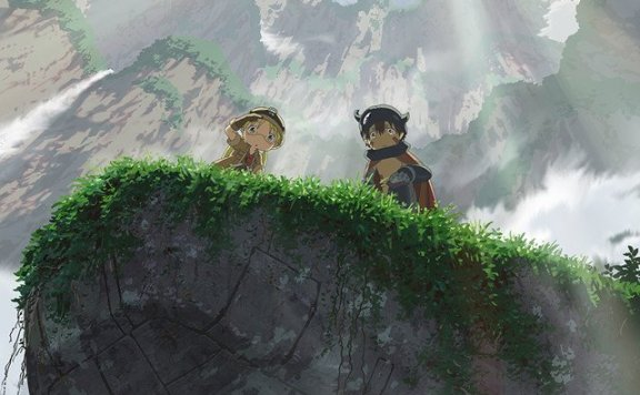 Made in Abyss Compilation Movies