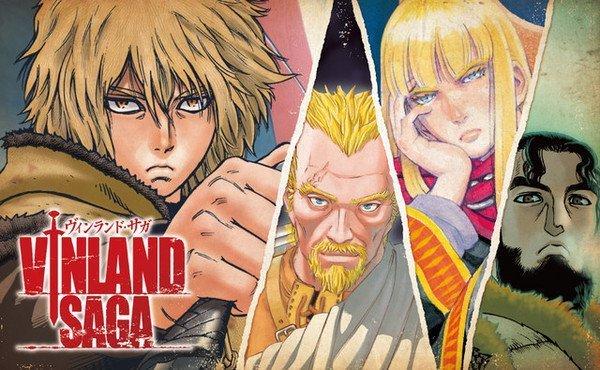 Vinland Saga gets TV anime adaptation - poster