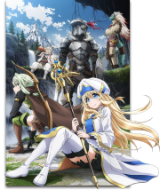 Goblin Slayer Anime Releases 2nd Promo Video, for the Upcoming Premiere