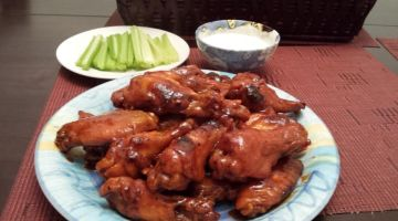 How To Upgrade Your Chicken Wings and make them Better! (PHOTOS)