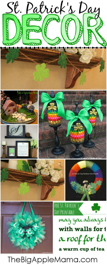 St. Patrick's Day Decorations ideas