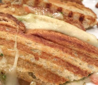 Celebrating National Grilled Cheese day with Arla Dofino Havarti