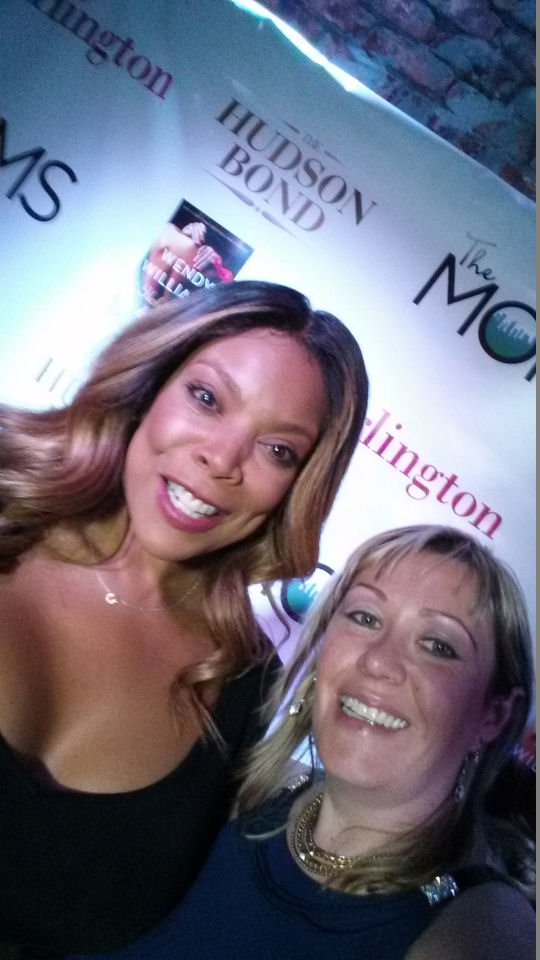 wendy williams and I