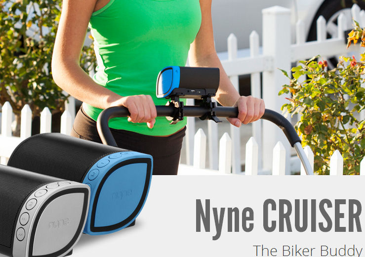 nyne cruiser the biker buddy
