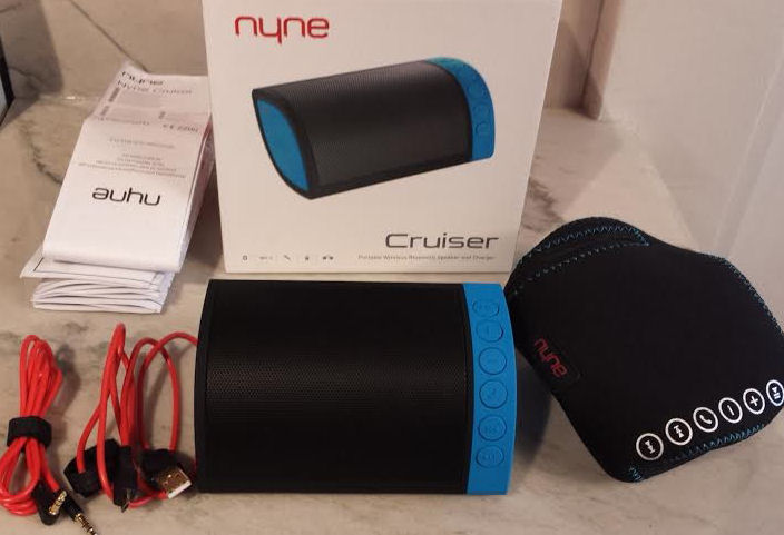 nyne cruiser what's in the box
