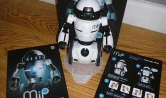 Meet MiP The Self Balancing Toy Robot!