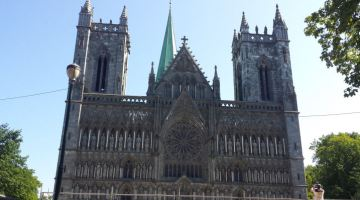 My 2-Day Visit in Trondheim