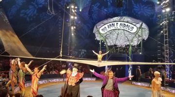 Big Apple Circus New York – Non-Stop Action, Great Family Entertainment!