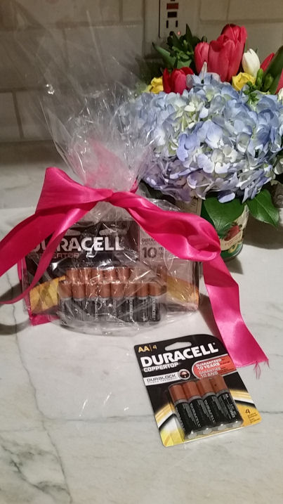 Duracell gift pack