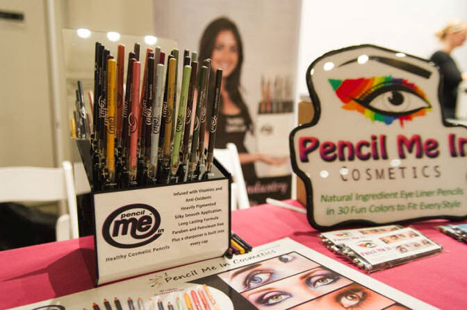 Pencil me in cosmetics