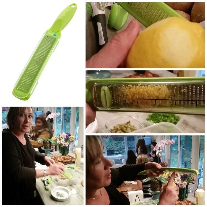 better zester product demonstration