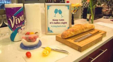 Viva® Vantage® 7-Day Switch Up and Creative ways to use paper towels