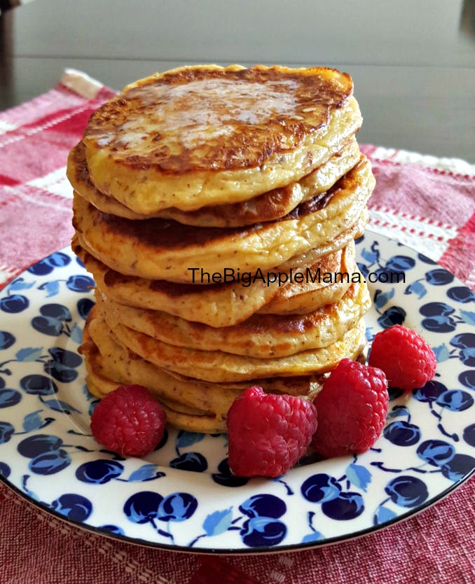 fluffy low carb cottage pancakes the big apple mama rh thebigapplemama com
