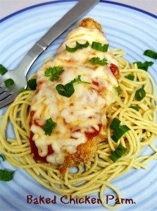easy-baked-chicken-parmesan