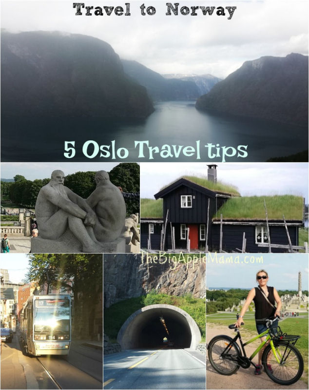 Oslo Travel tips