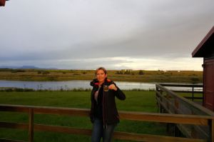 Laxa Ranga Lodge in Hella, Iceland