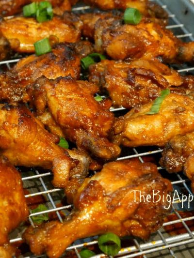 How to make Instant Pot Wings Crispy, Melt in Your Mouth with fall-off-the bone