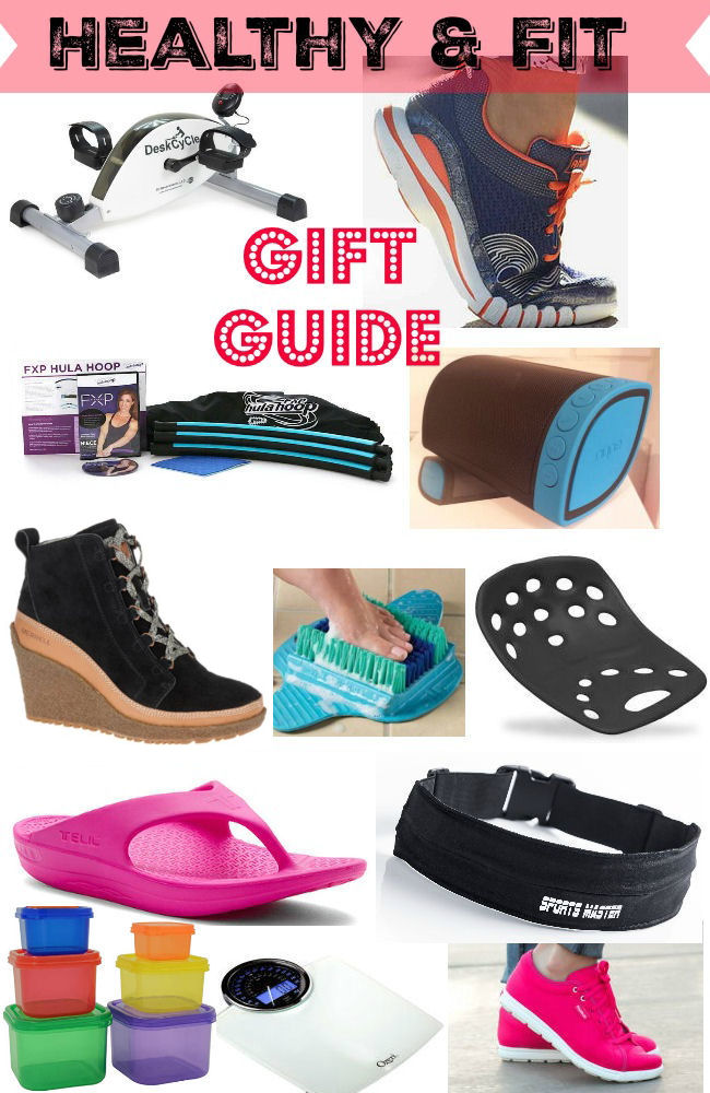 2019 Healthy and fit gift ideas