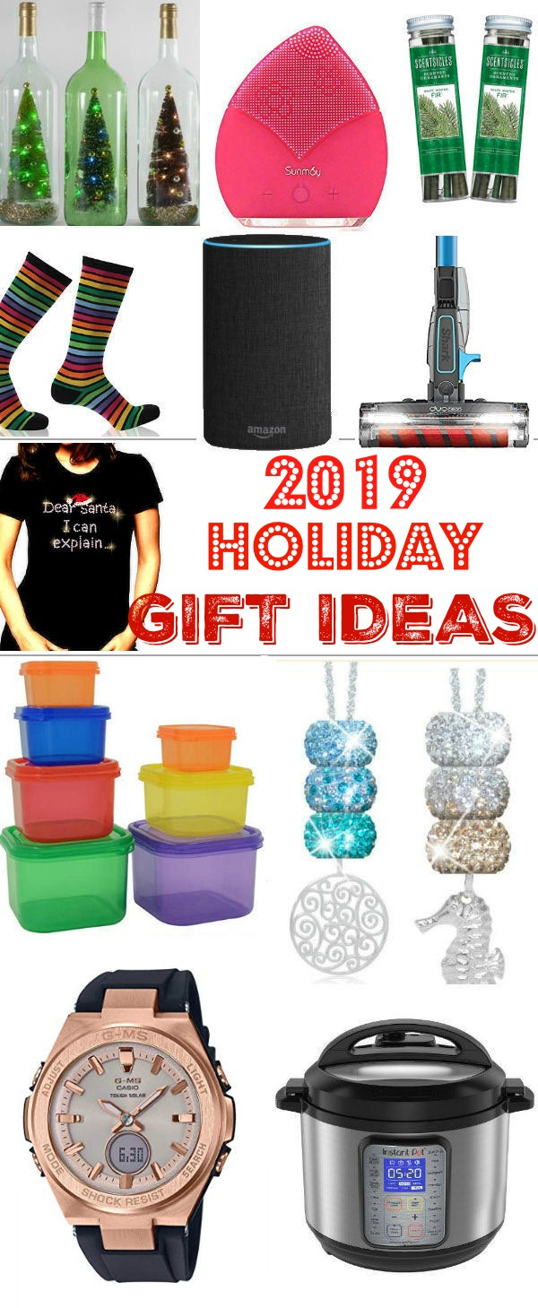 2019 Holiday gift guide, holiday gift ideas
