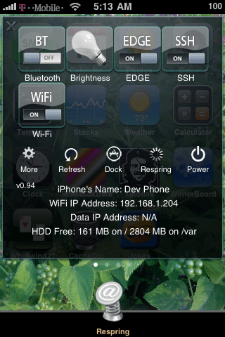 SBSettings Glass Theme
