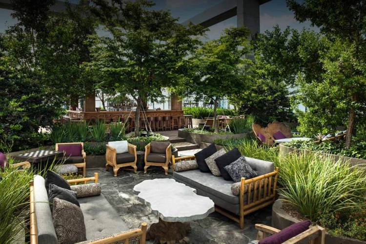 Miami S Ten Most Spectacular Rooftop Bars Restaurants And