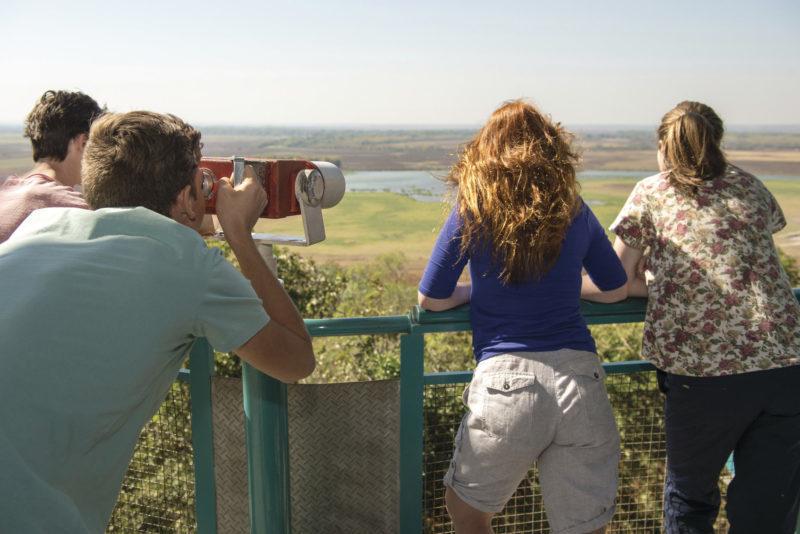 Darwin wetland cruises