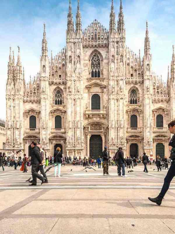 Ten top things to do in Milan