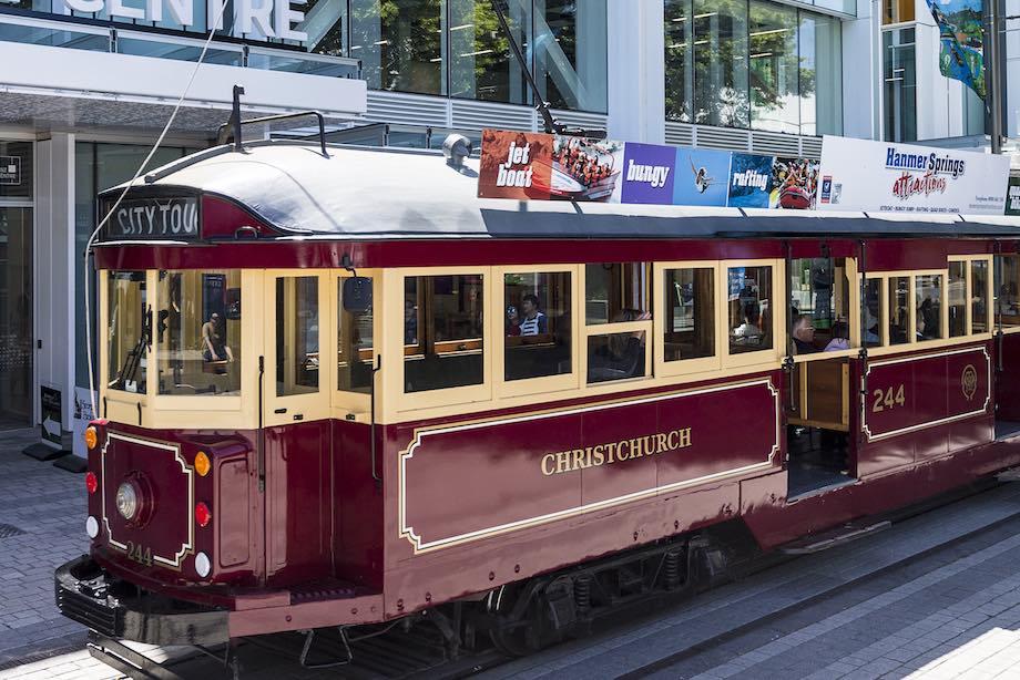Christchurch travel guide
