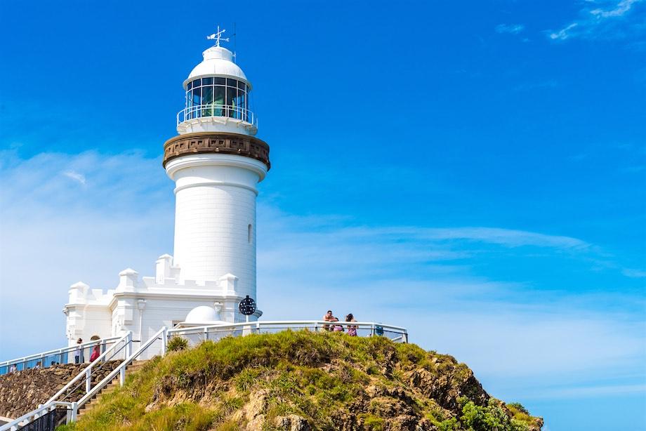 Ten top things to do in Byron Bay