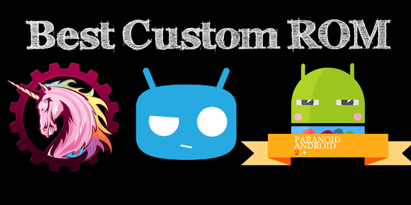 custom rom android