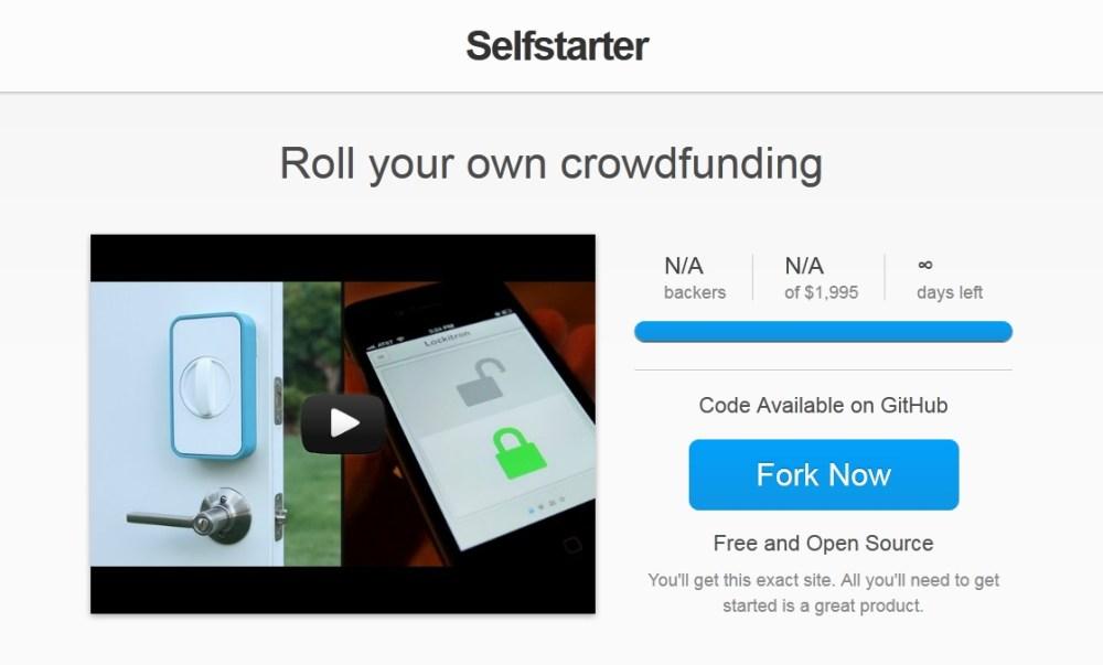 Selfstarter: costruisci la tua campagna di Crowdfunding in completa autonomia (1/3)