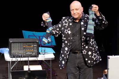 Socks on Stage