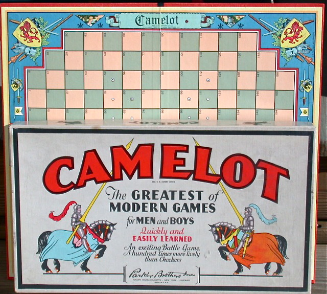 Camelot, Chivalry, Cam – The Big Game Hunter