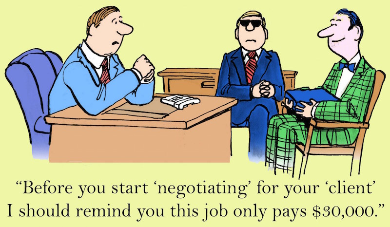 The Second Easiest Way to Negotiate a Higher Salary | NoBSJobSearchAdvice.com