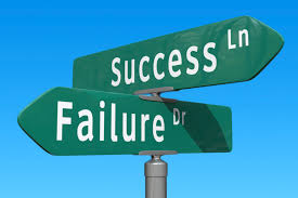 Failure and Rebounds   Career Angles