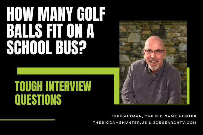 How Many Golf Balls Fit on a School Bus?