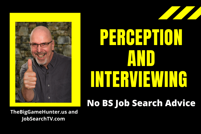 Perception and Interviewing