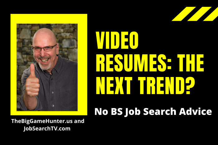 Video Resumes: The Next Trend?