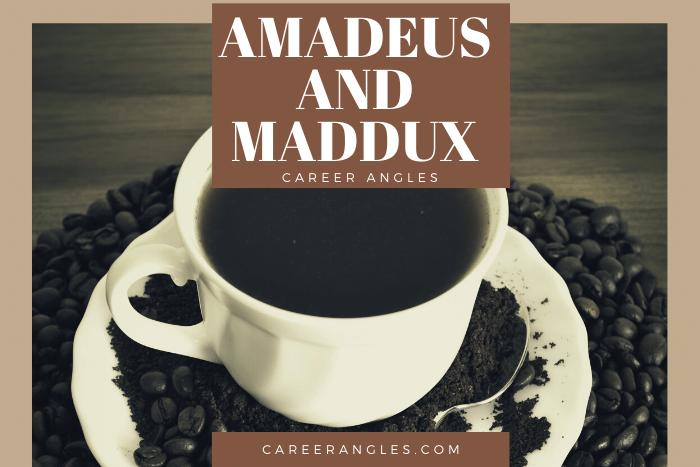 Amadeus andMaddux