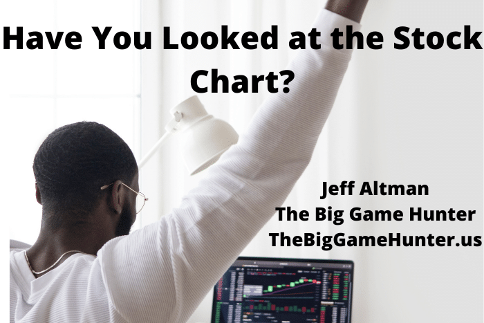 Have You Looked at the Stock Chart?