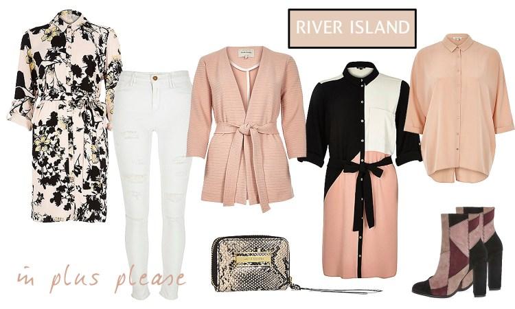 River Island komt in Plus