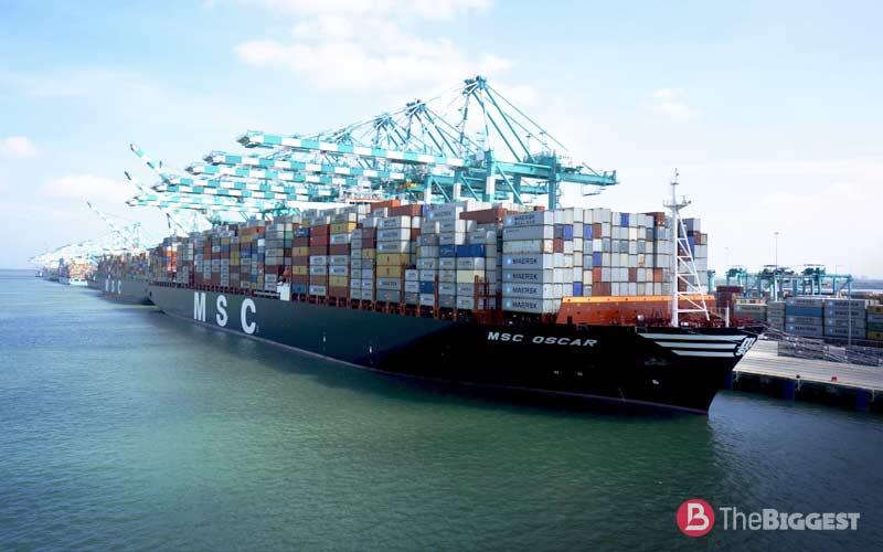 Самые большие судна рефрижераторы в мире фото